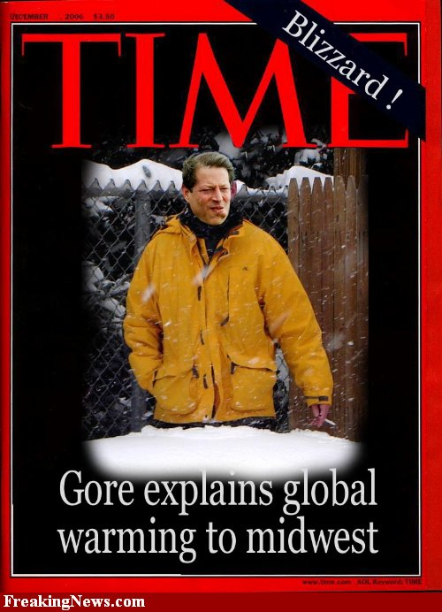 gore - time