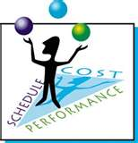 Project Management schedule cost performance