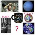 Math and Science poster