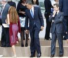 Obama looking at Ass