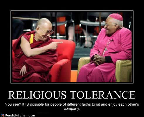Religious Tolerance and Intolerance in Ancient and Modern Worlds