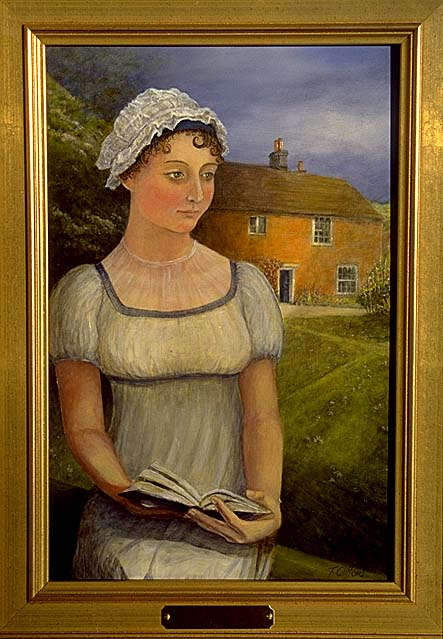 i have done jane austen a