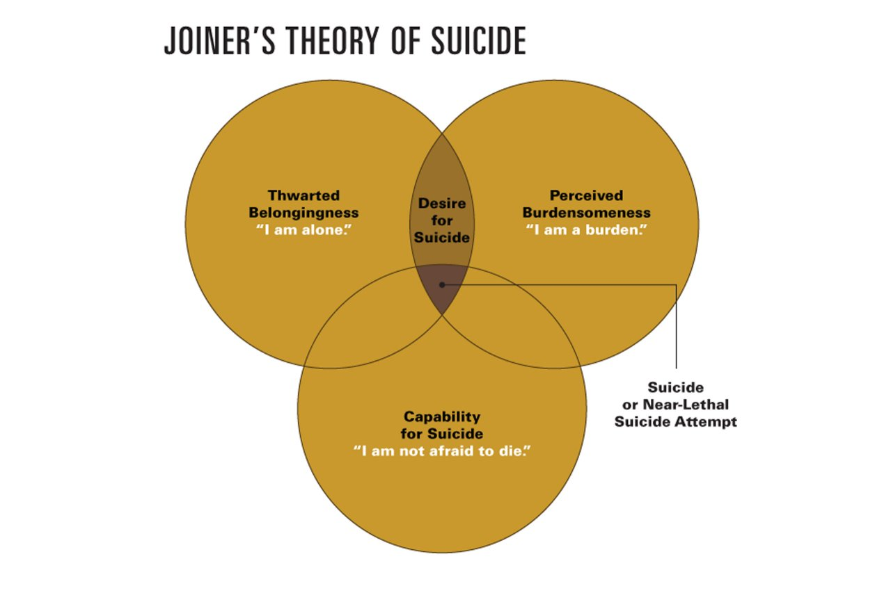 an analysis and an explanation of the causes of teen suicide What is suicide and suicidal behavior one of the main sociocultural causes of suicide is the feeling of being isolated or of not being accepted by others.